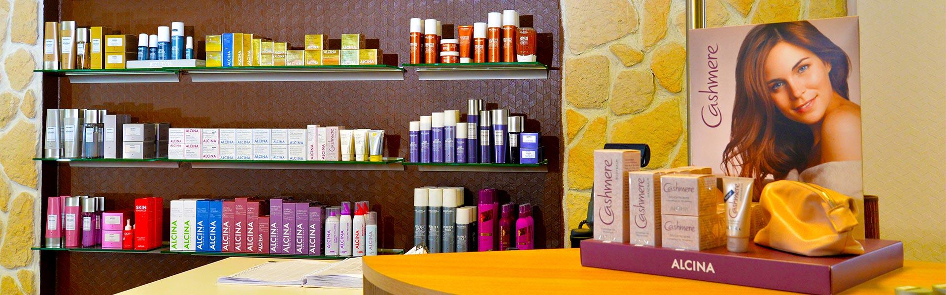 Produkte bei Haarstudio Weber in Gundelfingen